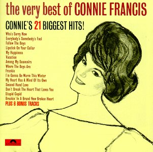 Connie Francis - The Very Best of Connie Francis (21 tracks) (Polydor) - Zortam Music