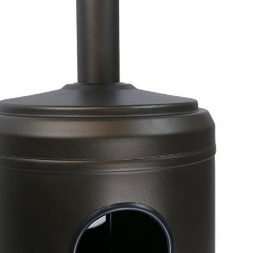 XtremepowerUS-48000-BTU-Premium-Floor-Standing-Propane-Outdoor-Patio-Heater-Mocha-85ft