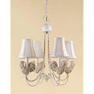 Lighting - Country Chandeliers
