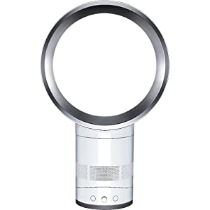 Dyson Air Multiplier Table Fan, 10 Inches, White
