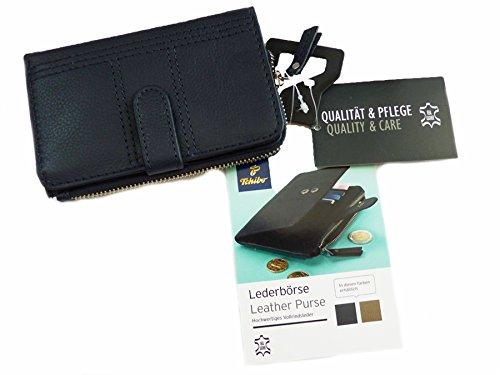 tcm-tchibo-leather-purse-portemonnaie-purse-wallet-blue