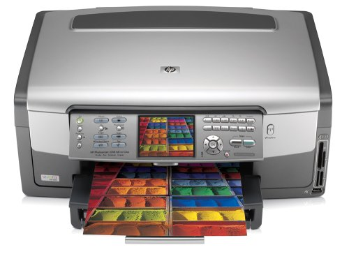 Great Features Of HP Photosmart 3310 All-in-One Printer, Copier, Scanner, Fax