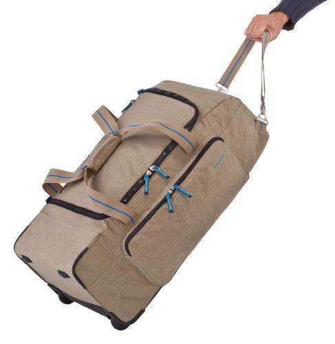 Travelite Rollenreisetasche Crinkle, 39x75x29