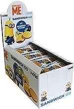 Minions Sandwich Kekse, 16er Pack (16 x 60g)