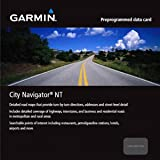 Garmin City Navigator Europe NT - Northwest Eastern Europe Digital Map