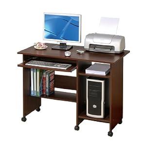Amazoncom Poundex Stanley Series Computer Desk Home
