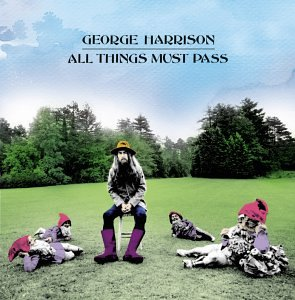"Cover of ""All Things Must Pass [DIGI-PAK ..."