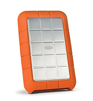LaCie Rugged Triple USB 3.0 Firewire 800 7200rpm 500 GB 301983