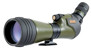 Vanguard 20-60x82mm Waterproof Spotting Scope with Angle Eyepiece (Green)