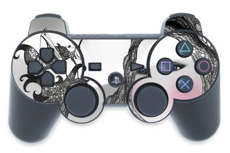 Mygift Garden Design Ps3 Playstation 3 Controller Protector Skin Decal Sticker