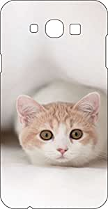 Samsung Galaxy E5 Printed Back Cover/Soft Back Cover/Designer Back Cover/Silicone Back Cover/Printed Silicone Back Cover + Free Mobile Stand (Assorted Design)