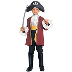 Captain Hook Costume - Pirate Costumes WB