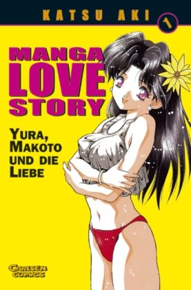 Manga Love Story, Band 1