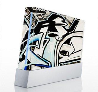 Grafitti Skin for Nintendo Wii Console