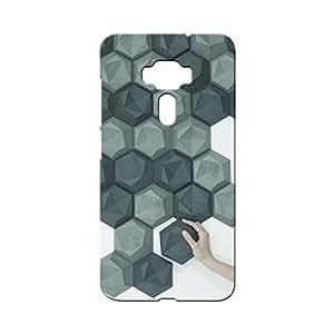 BLUEDIO Designer Printed Back case cover for Asus Zenfone 3 (ZE552KL) 5.5 Inch - G2777