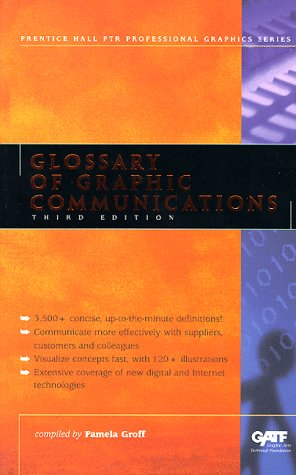 Glossary of Graphic Communications