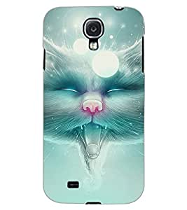 SAMSUNG GALAXY MEGA 6.3 WILD CAT Back Cover by PRINTSWAG