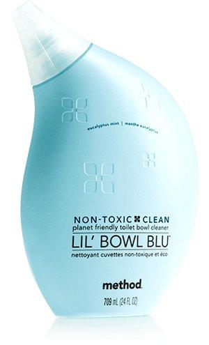 Best buy toilet bowl cleaner on sale method lil bowl blu for Method bathroom cleaner ingredients