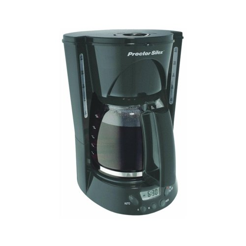 Proctor-Silex 48574 Programmable Automatic Drip Coffeemaker