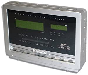 emerson cka1000 atomic alarm clock radio electronics. Black Bedroom Furniture Sets. Home Design Ideas