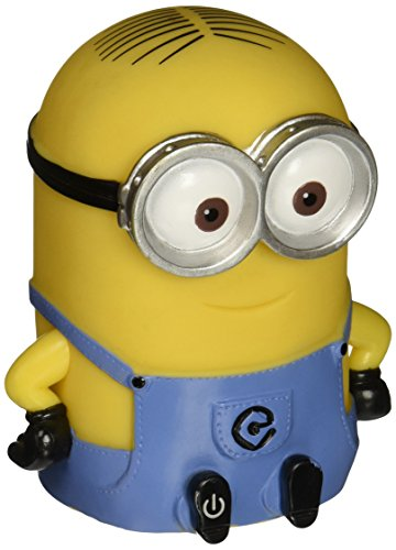 Despicable Me 2 Soft Lites Despicable Me Soft formed Glowing Pal, LED Light, Plug Free