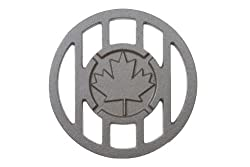 Canada Inspired Maple Leaf Branding Iron Grill Accessory