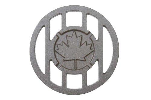 Canada Olympics Inspired Maple Leaf Hockey Branding Iron Grill Accessory