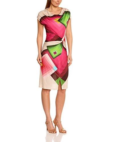 Desigual Women's Twist Front Dress  [Canamo]