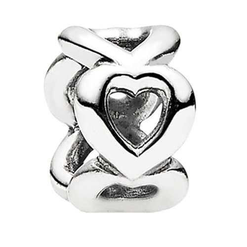 Pandora Charm Sterling Silver 925 790454 (Does Not Come in Pandora Box)