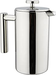 Kuissential 8-Cup Stainless Steel French Press (Coffee Plunger, Press Pot, Cafetiere) made by Kuissential