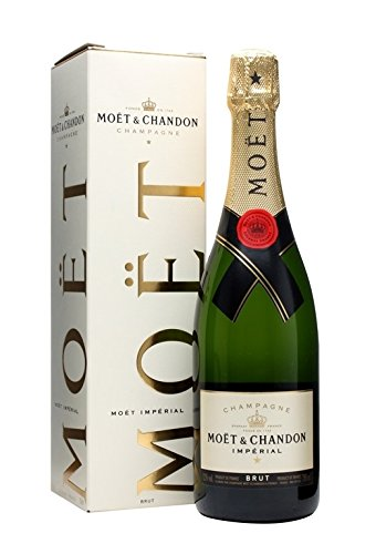 NV Moet & Chandon Imperial Brut, With Gift Box, Champagne 750 mL Wine (Moet Champagne Imperial compare prices)