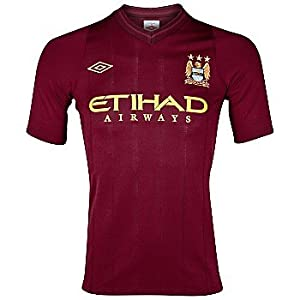 Manchester City Shirt Away 2013, S