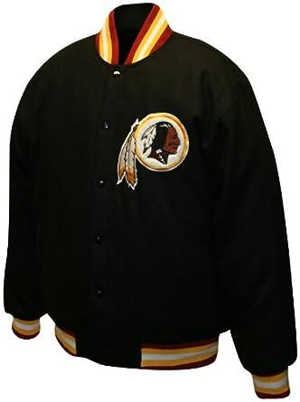 NFL Mens Washington Redskins Dual Edge Reversible Wool Jacket by MTC Marketing, Inc