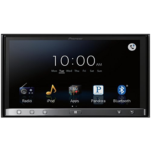 Why Choose PIONEER AppRadio SPHDA210 In-Dash DVD Player with 7-Inch Capacitative Touchscreen