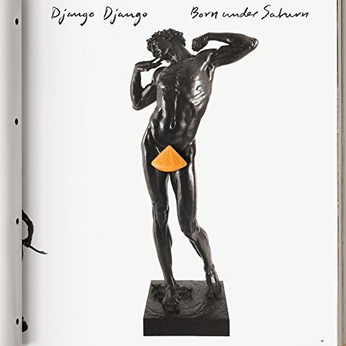 CD : DJANGO DJANGO - Born Under Saturn
