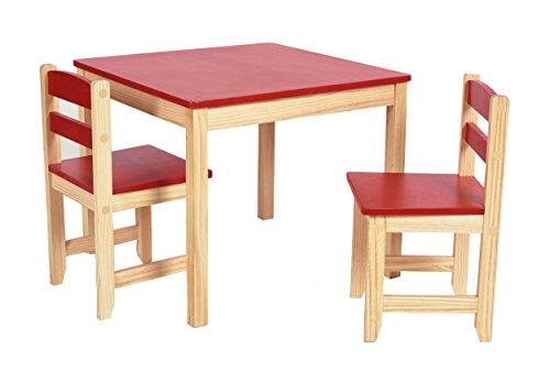ts ideen kinder sitzgruppe tisch st hle holz set kinderzimmer spielm bel m bel rot sitzecke. Black Bedroom Furniture Sets. Home Design Ideas