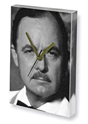 JOHN HILLERMAN - Canvas Clock (LARGE A3 - Signed by the Artist) #js001