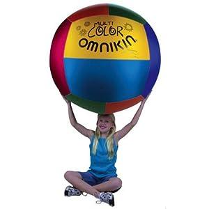 Buy (Price EA)SPORTTIME 33 Omnikin Multicolor Ball - 33 Ball (1 lb. 7 oz.) by SPORTTIME
