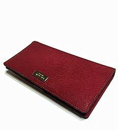 NWT Kate Spade Stacy Newbury Lane Wallet WLRU1601 dynastyred