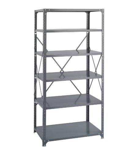 36 X 24 Commercial 6 Shelf Kit By Safco front-929872