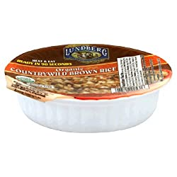 Lundberg, Rice Bowl Rte Countrywild, 7.4-Ounce (12 Pack)