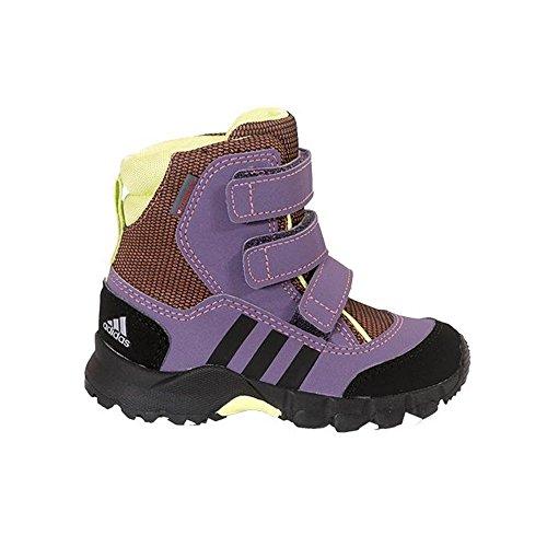 Adidas - CW Holtanna Snow CF - Colore: Giallo-Marrone-Viola - Taglia: 25.0