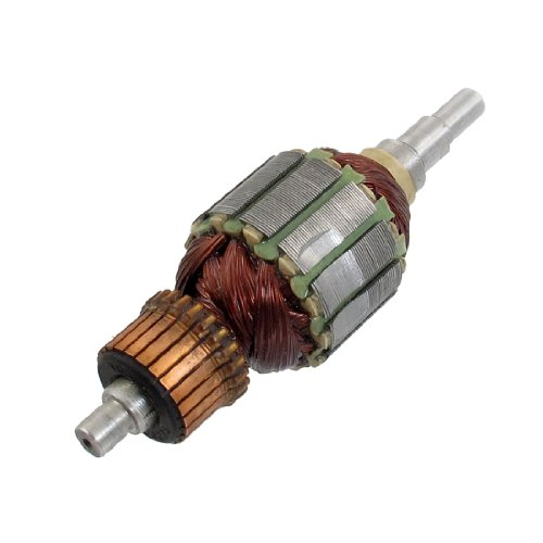 9Mm Drive Shaft Replacement Electric Motor Rotor For Makita 4510