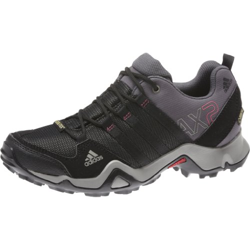 adidas Outdoor Women's AX 2 GTX? W Carbon/Black/Bahia