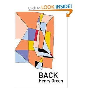 Back (British Literature Series) Henry Green