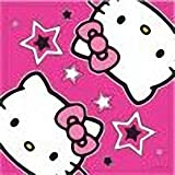 """""""Hello Kitty Pink Party Napkins, pack of 16 [Toy]"""""""