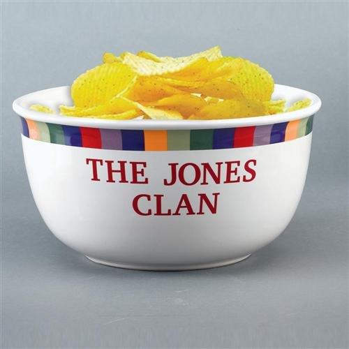 Personalized Sonoma Popcorn Bowl - 4 Quart