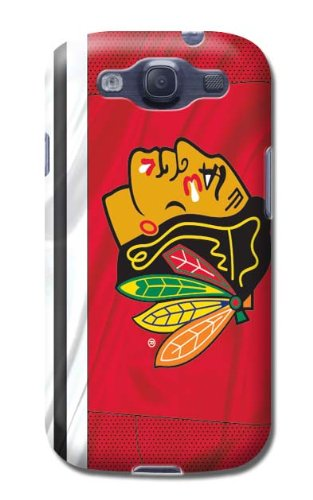 Buy  3d Print Chicago Blackhawks NHL Samsung Galaxy S3/samsung 9300 Cases (Chicago Blackhawks3)