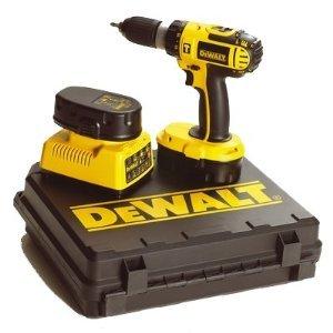 Dewalt DC100KA-GB 18V Cordless Combi Drill Driver