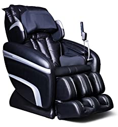 Osaki OS-6000 Executive Massage Chair Zero Gravity Recliner Shiatsu 51 Air Bags - Powerful 11 Motors System
